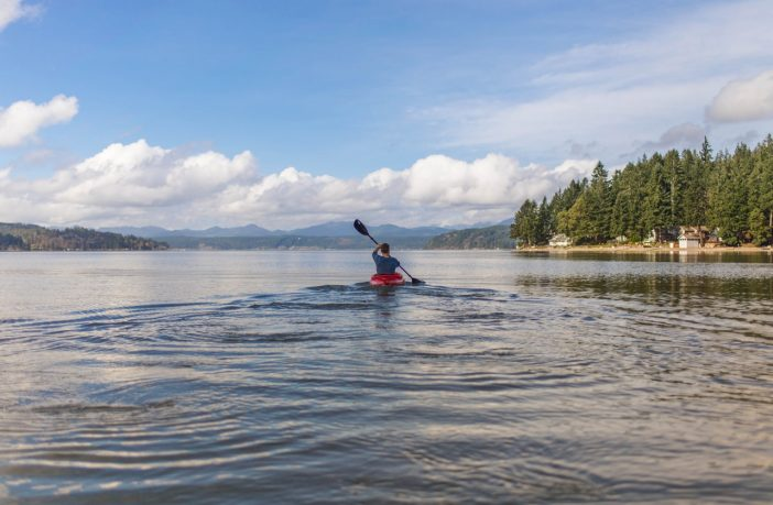 Why you need an inflatable kayak in your preps