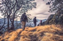 Guidelines for setting off on your first weekend hike