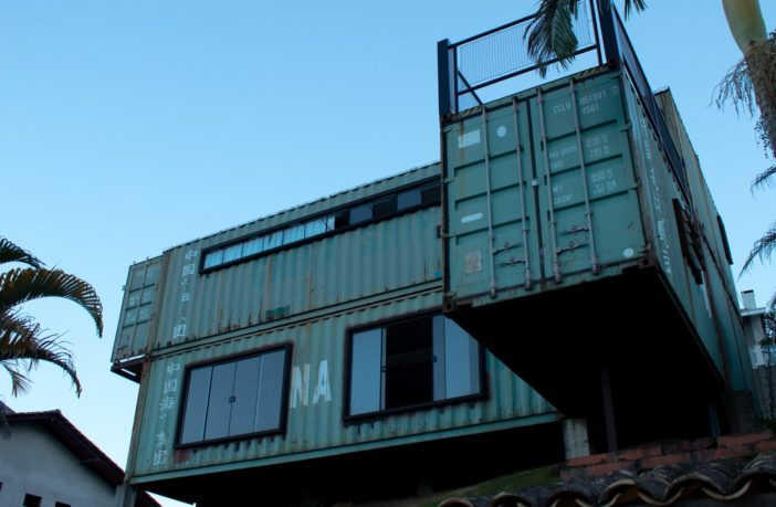Should you use a shipping container in your SHTF plans?