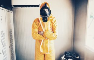 Safely establish a quarantine zone in your home