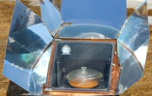 Novel uses for your solar oven
