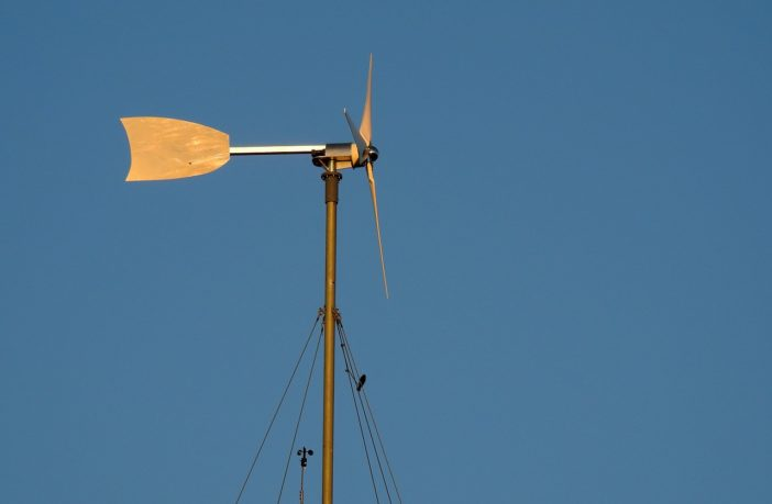 Get a wind turbine for your power needs
