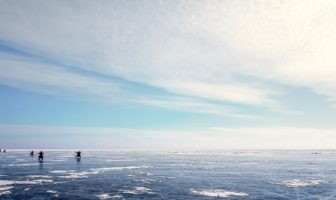 Staying safe when you're walking on ice