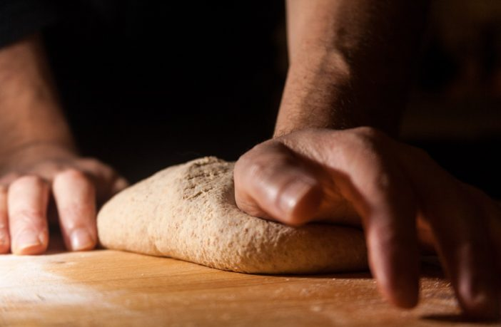 How to bake bread while we're on lockdown